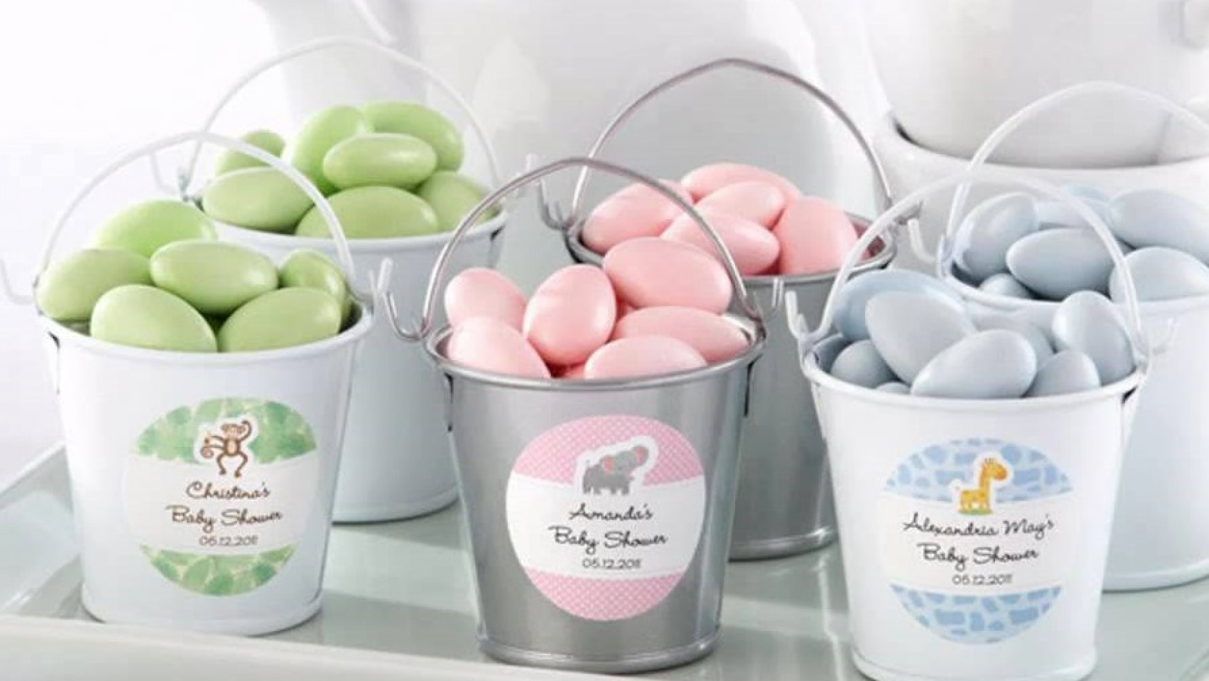10 Ideas para un Baby Shower Perfecto